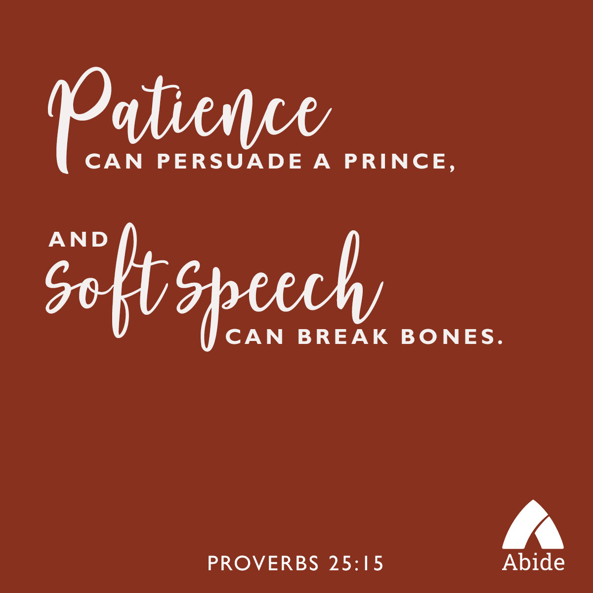 Find Peace with Abide